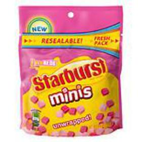 Starburst Minis Fave Reds Stand Up Pouch Fave Reds
