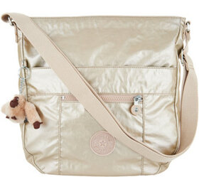 """As Is"" Kipling Nylon Hobo Handbag- Bailey - A3023"