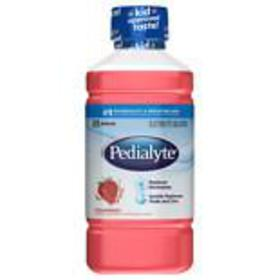Pedialyte Oral Electrolyte Solution Strawberry
