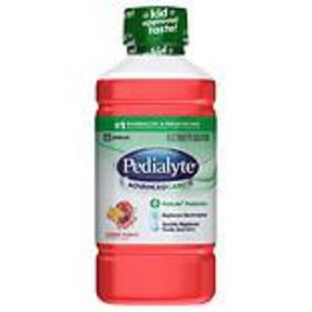 Pedialyte Advanced Care Electrolyte Solution Cherr