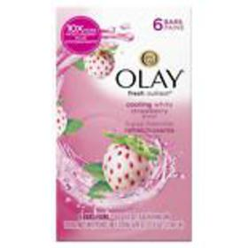Olay Fresh Outlast Beauty Bar Cooling White Strawb