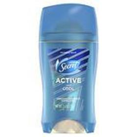Secret Active Invisible Solid Antiperspirant and D