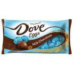 Dove Promises, Easter Candy Eggs Milk Chocolate