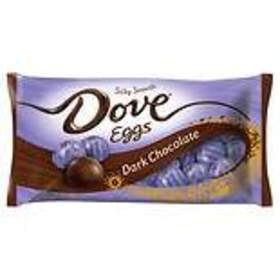 Dove PROMISES Easter Dark Chocolate Candy Eggs