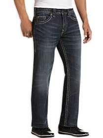 Silver Jeans Co. Zac Dark Wash Relaxed Fit Jeans