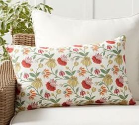 Pottery Barn Outdoor Miki Print Pillow