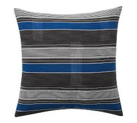 Pottery Barn Outdoor Bamforth Stripe Pillow