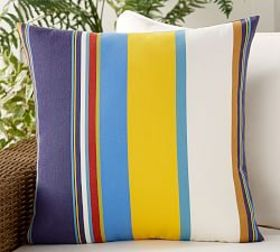 Pottery Barn Outdoor Personalized Travis Stripe Pi
