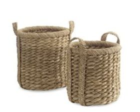Higbee Round Baskets