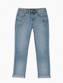 Lucky Brand Little Girls 5-6x Marlin Jean