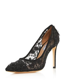 Charles David - Women's Chaser Embroidered Mesh Pu