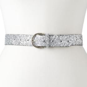Women's SONOMA Goods for Life™ Glitter Belt