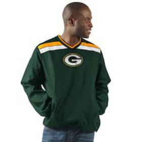 Men's Green Bay Packers Progression Pullover