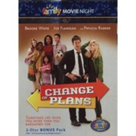 Change Of Plans (With CD Soundtrack) (Widescreen)