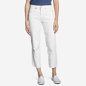 Women's Original High-Rise Stovepipe Crop Jean