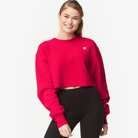 Champion Cropped Cut-Off Crew