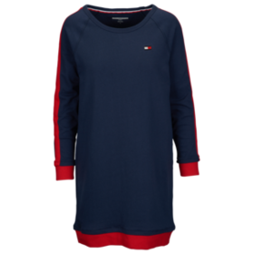 Tommy Hilfiger French Terry Sweater Dress