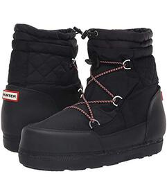 Hunter Original Short Quilted Snow Boots