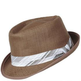 Wilsons Leather Tie Band Fedora Hat