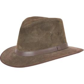 Wilsons Leather Sueded Leather Safari Hat