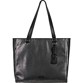 Kenneth Cole Reaction Tote-ally Silver Distressed
