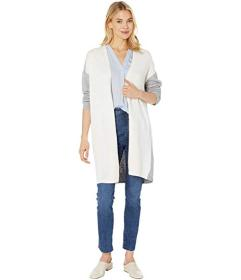 Vince Camuto Long Sleeve Color Block Cardigan