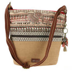 Sakroots Artist Circle Soft Bucket Bag