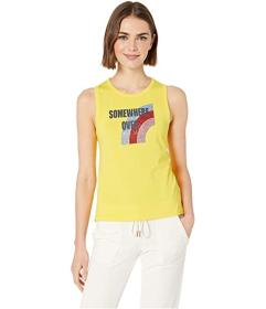 Juicy Couture Rainbow Graphic Tank