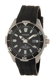 Citizen Men's Promaster Eco-Drive Titanium Watch