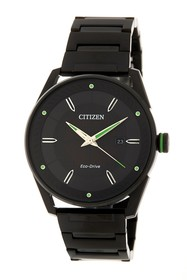 Citizen Men's Eco-Drive Check This Out Watch