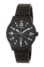 Citizen Men's Quartz Stainless Steel Casual Watch