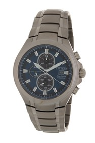 Citizen Men's Paradigm Eco-Drive Chronograph Watch