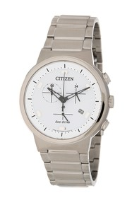 Citizen Men's Brycen Eco-Drive Chronograph Watch