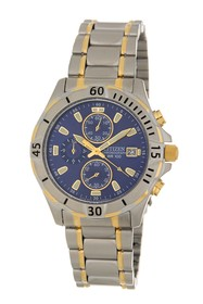 Citizen Men's Two-Tone Stainless Steel Chronograph