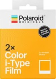 Polaroid - Color i-Type Film (Double Pack)