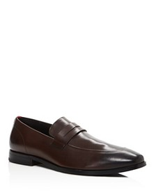 BOSS - Men's Highline Leather Loafers - 100% Exclu