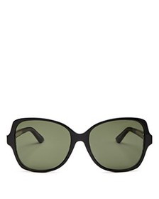 Dior - Women's Montaigne Oversized Butterly Sungla