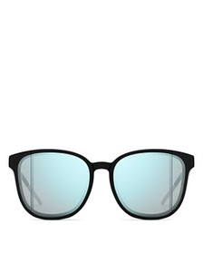 Dior - Women's Dior Step Mirrored Square Sunglasse