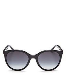 Jimmy Choo - Women's Erie Round Sunglasses, 54mm