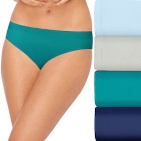 Hanes Ultimate Ultra Breathable Hipster Panties 42