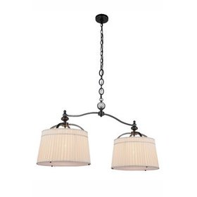 Sharonda 2-Light Kitchen Island Pendant