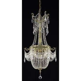 Ursula 6-Light Empire Chandelier