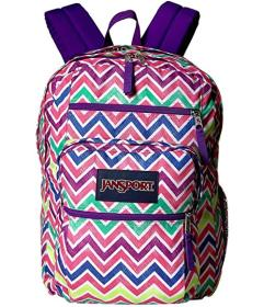 JanSport Bright Summer Chevron