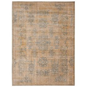 Moroccan Gold Area Rug