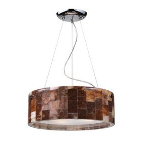Christabelle 3-Light Drum Chandelier