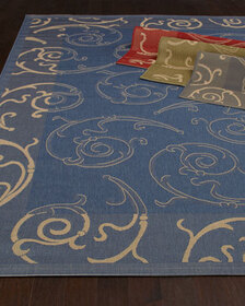 Safavieh Giddings Scroll Rug 8' x 11'2