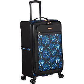 "Isaac Mizrahi Irwin 2 26"" Checked Spinner Luggage"