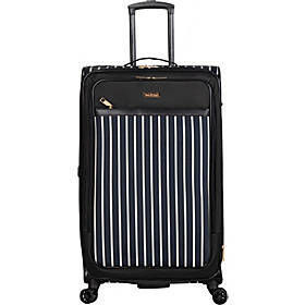"Isaac Mizrahi Ingram 26"" Checked Spinner Luggage"