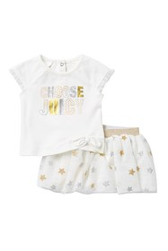 Juicy Couture Top Scooter 2-Piece Set (Baby Girls)