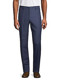 J. Lindeberg Classic Textured Trousers BLUE